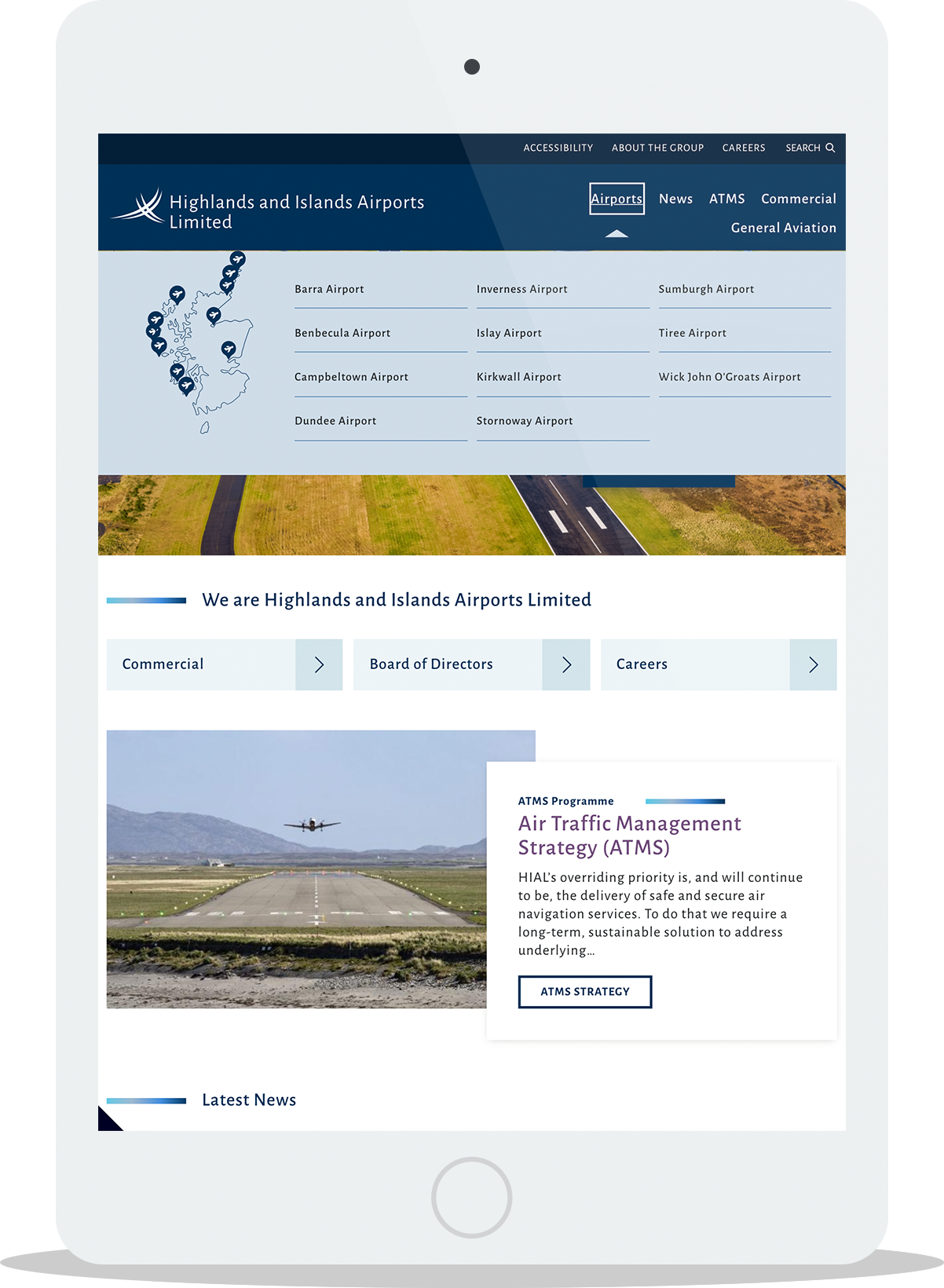 Highlands and Islands Airport Limited