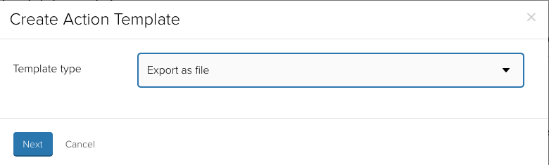 Exporting a CSV file on submission · Jadu XFP Continuum